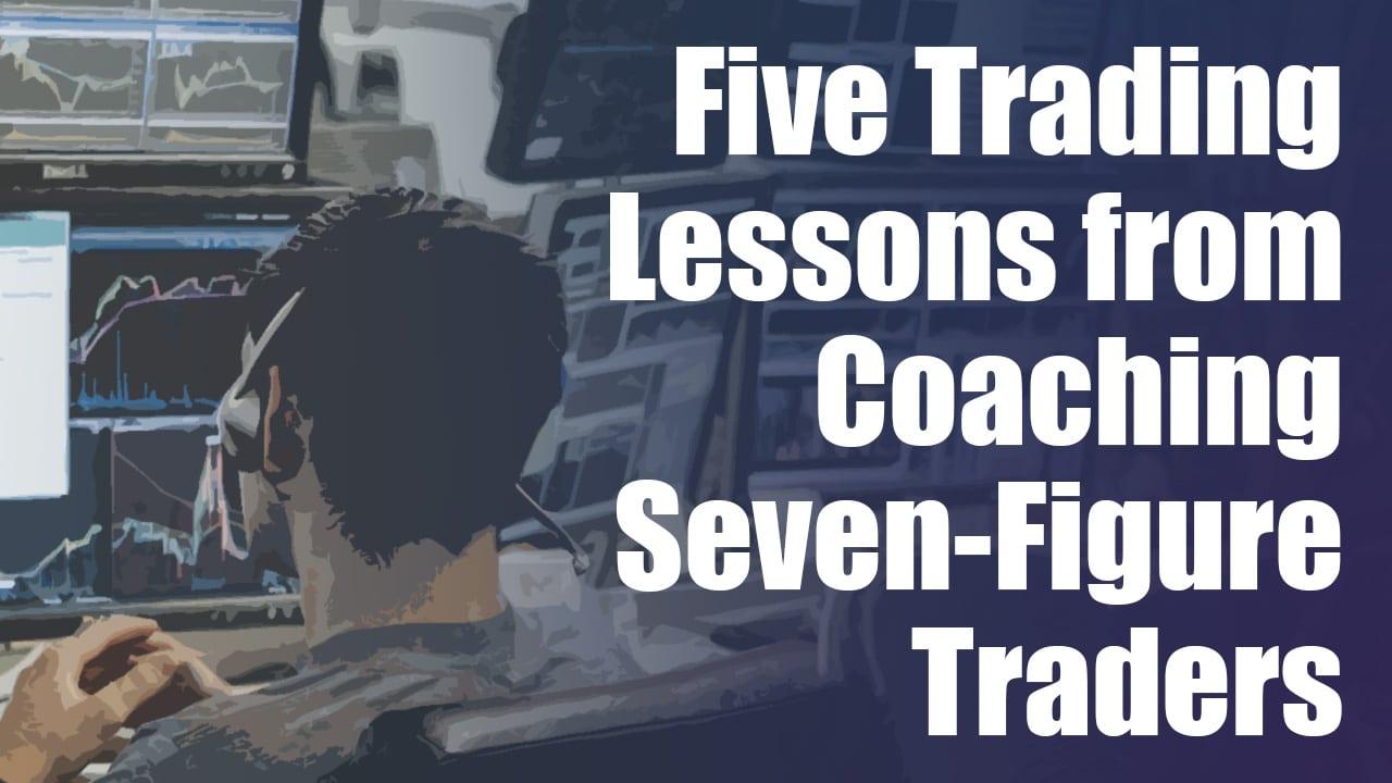 """��������� ������ ��������� �� ������� """"seven trader"""""""