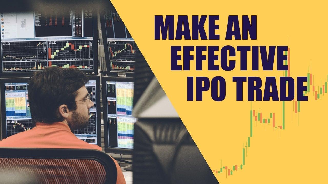 Maximising profits for ipo