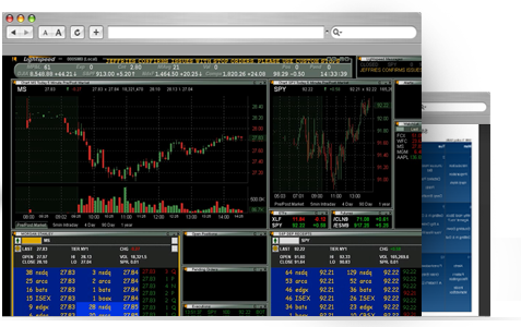 Trading Tools Screenshot